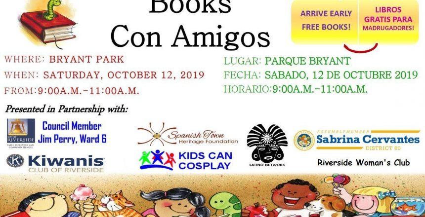 Books Con Amigos 2019