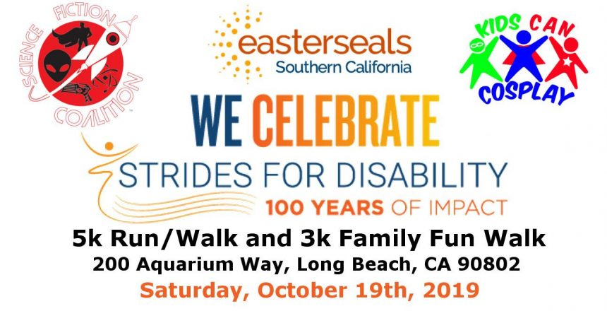 Strides for Disability 2019