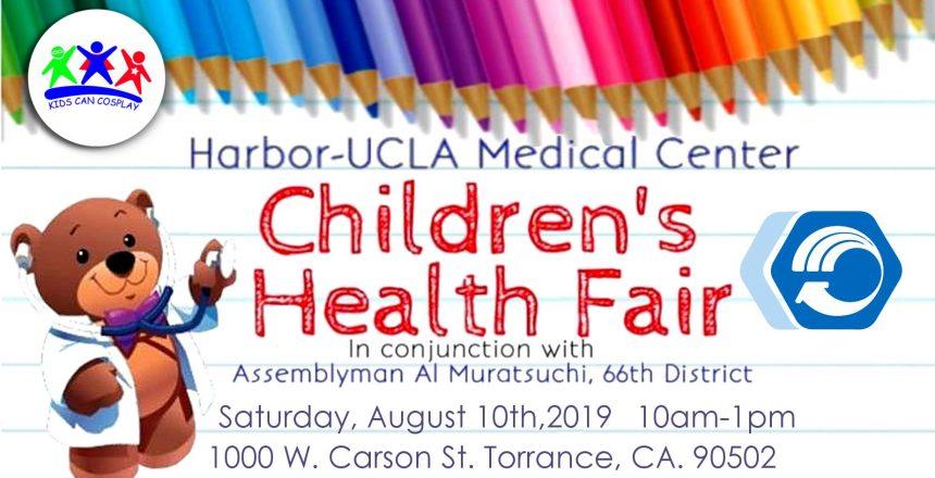 harbor-ucla medical center childrens health fair 2019