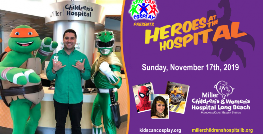 heroes at the hospital 2019 part 1