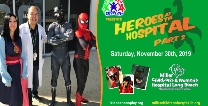 heroes at the hospital 2019 part 2