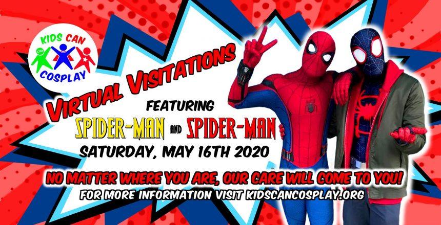 vv spider men 2020